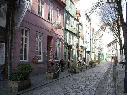Bremen, Schnoorviertel - Schnoorviertel
