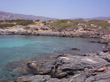 Bucht zum Schnorcheln - Schnorcheln Agios Nikolaos