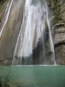 Ein Wasserfall von vielen - Extra Tours