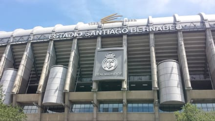 Santiago bernab u stadion in madrid holidaycheck for Puerta 6 santiago bernabeu