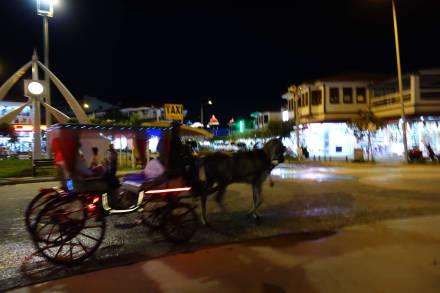 Kumköy mit Kutsche - Einkaufen & Shopping