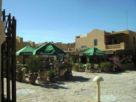 Biergarten - Ausflug nach El Gouna