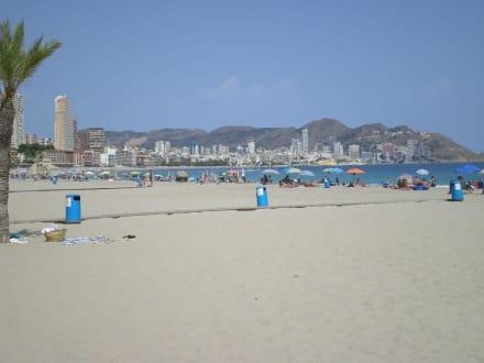 Strand - Playa de Levante