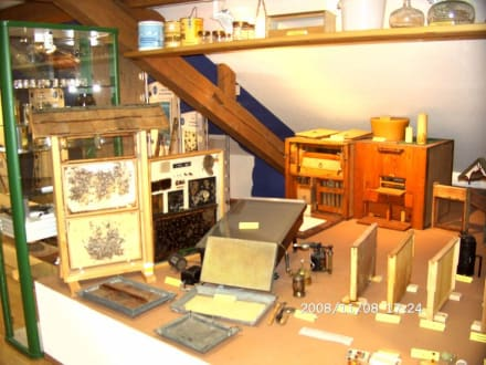 Imkerei - Kleinmuseum Klösterle