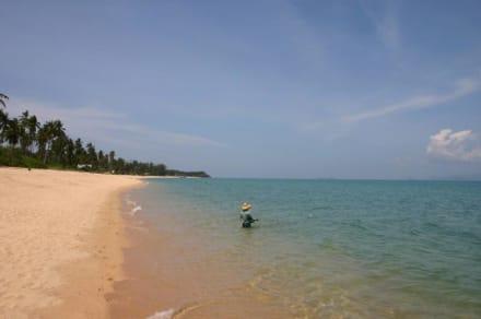 Ein Stück Paradies - Strand Maenam