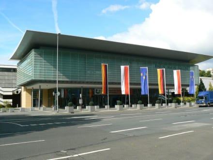 Eingang - Rhein-Main-Hallen