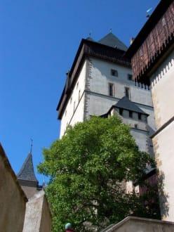 Burg - Burg Karlstein