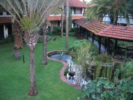 Garten - Hotel Southern Sun Mayfair