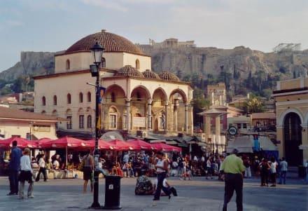 Athen, Monastiraki Platz - Monastiraki