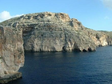 Das Meer - Blaue Grotte