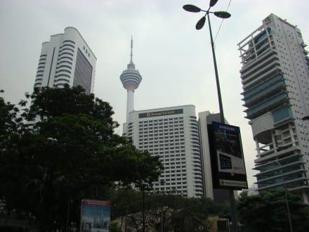 Sonstige Gebäude - Menara Kuala Lumpur (Fernsehturm)