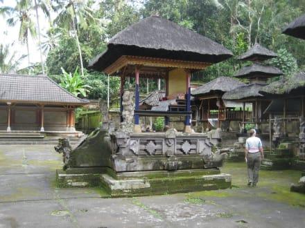 Haupthof - Tempelanlage Pura Kehen Bangli