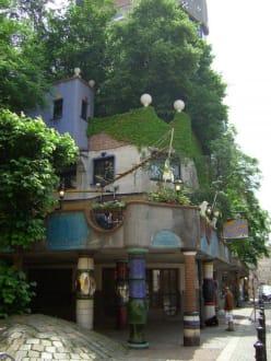 Hundertwasserhaus - Hundertwasserhaus Wien