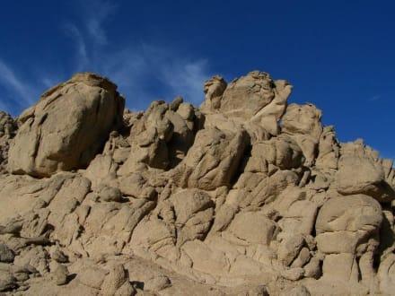 Impressionen des Sinai-Gebirges - Mosesberg (Gebel Musa) / Berg Sinai