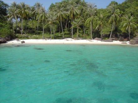 Schnorchelrevier im Süden Phu Quocs - Strand Phu Quoc