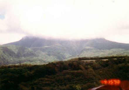 Mount Pelee - Montagne Pelée