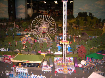 Miniaturwunderland - Miniatur Wunderland Hamburg