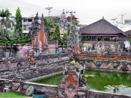 Königspalst Anlage - Gerichtsgebäude in Klungkung / Kerta Gosa