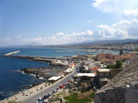 Hafen von Rethymnon - Hafen Rethymno