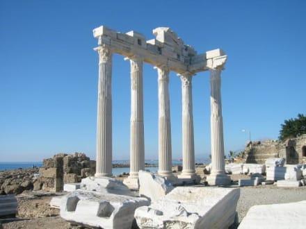 Side - Apollo Tempel - Apollon Tempel