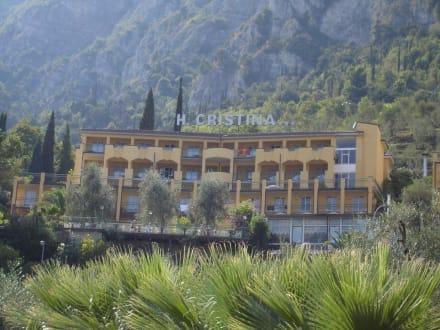Haupthaus - Hotel Cristina
