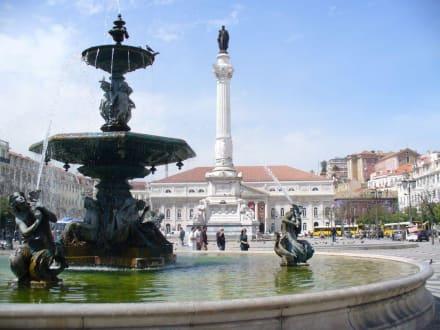 Rossio - Rossio / Praça de D. Pedro IV