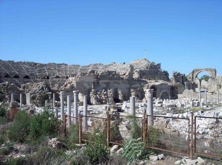 Side - Amphitheater in Side