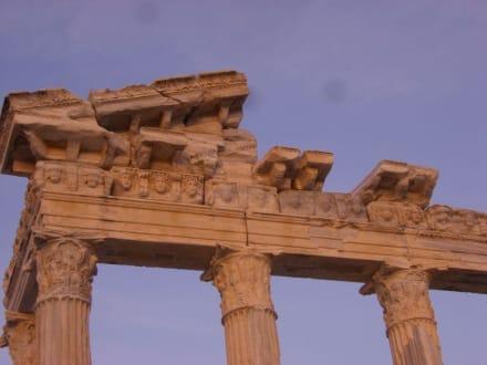 Noch mal Apollo... - Apollon Tempel