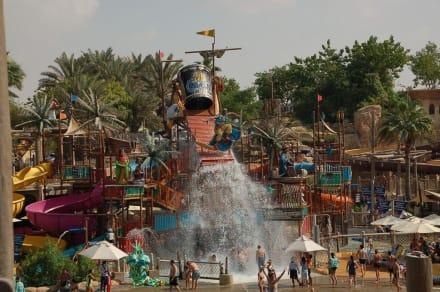 Kinderbereich - Wild Wadi Water Park