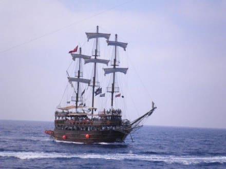 Unser Segelschiff - Blaue Reise