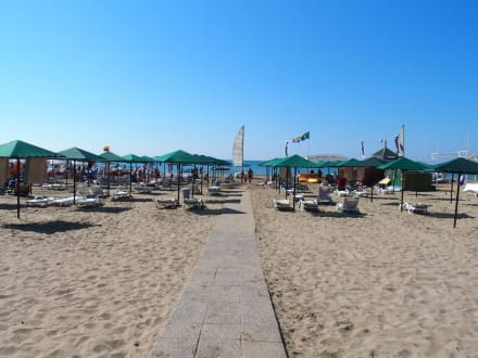 Strand - Strand Side - Kumköy