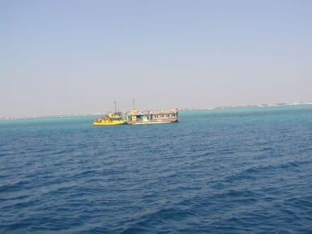 U-Bootfahrt - Sindbad Submarine