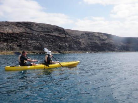 Kombi Kajak Schnorcheln Fuerteventura - Schnorcheln (Watersports Fuerteventura)
