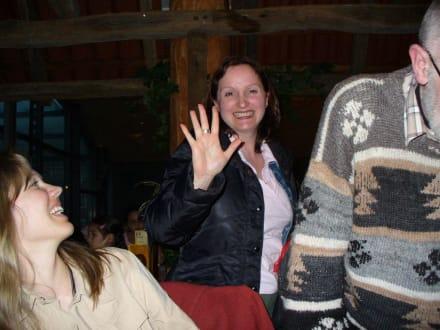 Diana muss auch gehen! - HolidayCheck User-Treffen Nord
