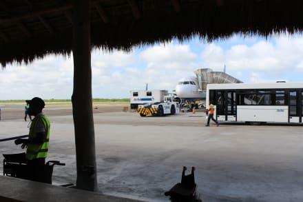 Airport Punta Cana - Flughafen Punta Cana (PUJ)