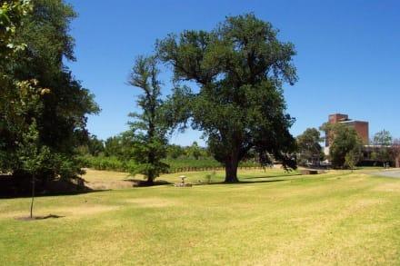 Großzügige Anlage - Botanischer Garten Adelaide
