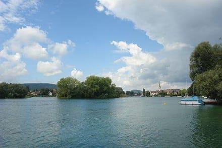 Fluss/See/Wasserfall - Stein am Rhein