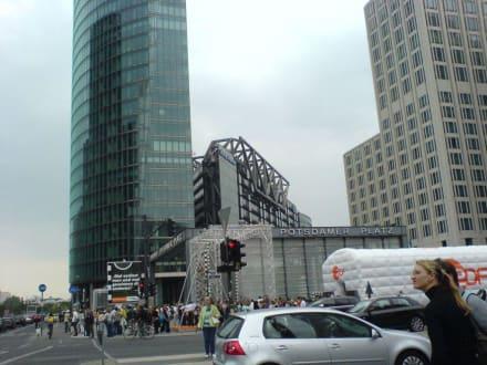Potsadmer Platz - Potsdamer Platz