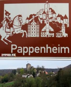 Wetter Pappenheim