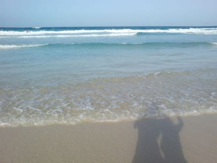 Meer am Dünenstrand - Strände Corralejo