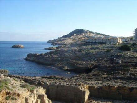 Die schöne Bucht Cala Agulla - Cala Agulla/ Cala Guya
