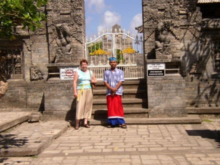 Wayan Subrata - Bali Individuell Reisen - Reiseführer Wayan Subrata