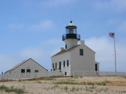 Alter Leuchtturm in Point Loma - Point Loma