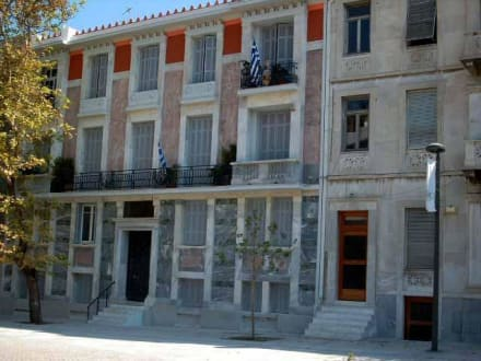 Athener Bürgerhäuser - Zentrum Athen