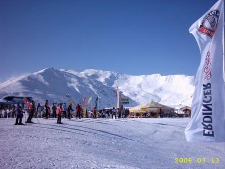 Skigebiet Zillertal 3000 - Skigebiet Zillertal 3000