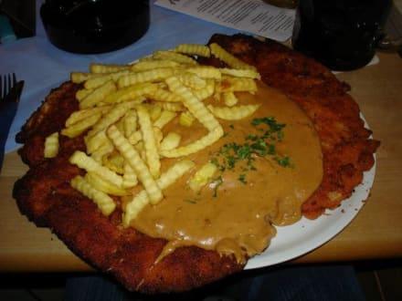 1/1 Schnitzel - Café & Restaurant Waldgeist