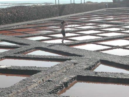 Las Salinas - Las Salinas & Salzmuseum Puerto de la Torre