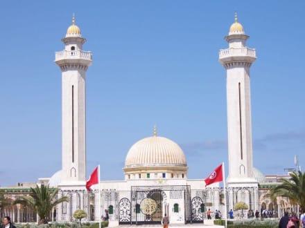 Mausoleum von Habib Bourgiba - Mausoleum Bourguiba