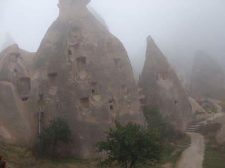 Höhlenwohnungen - Kappadokien