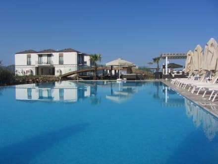 Hotel Jiva Beach Resort Pool Zimmer